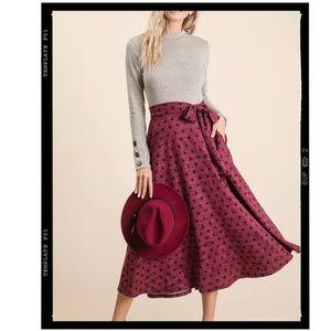 Sweater Fabric Dress